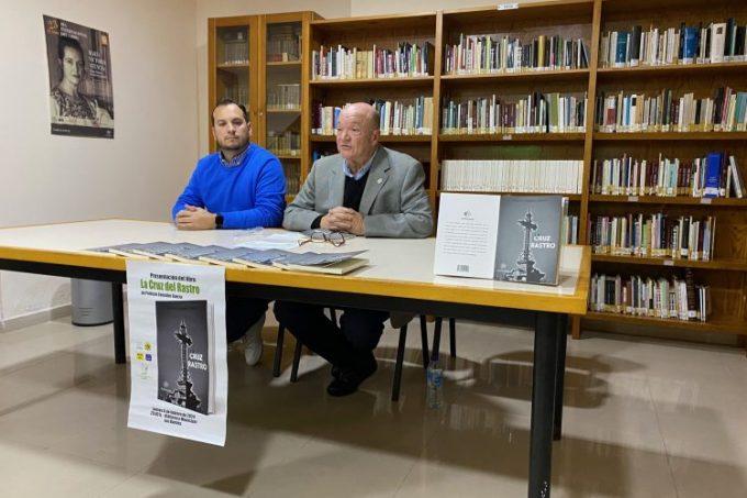 Patricio González, durante la presentación de su libro