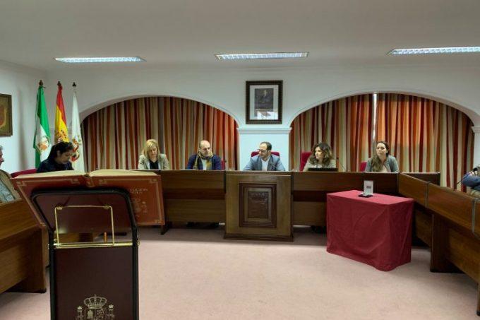 Pleno extraordinario en Castellar de la Frontera