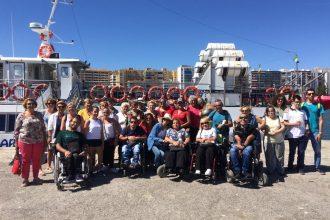 Visitas al Puerto de Algeciras