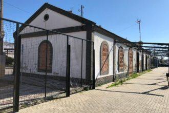 Imagen de la estación de San Roque