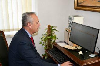 El Alcalde Juan Carlos Ruiz Boix