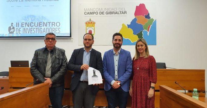 Presentación de las Jornadas de Memoria Histórica en Castellar