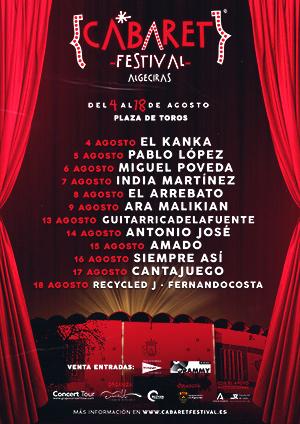 Banner Cabaret Algeciras