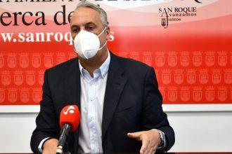 Juan Carlos Ruiz Boix mascarilla