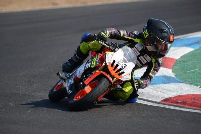 Jonathan Palacios, Motorista