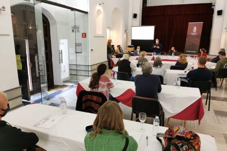 Reunión proyecto Castillo Castellar
