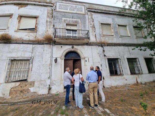 antiguo asilo San José