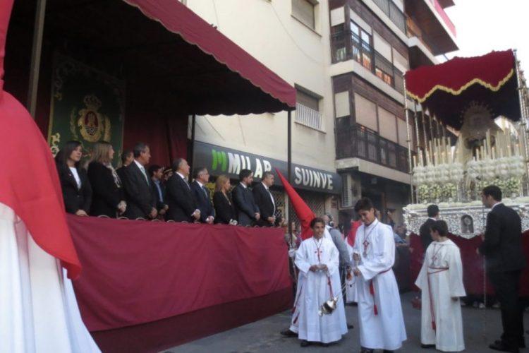 Carrera oficial semana santa Algeciras
